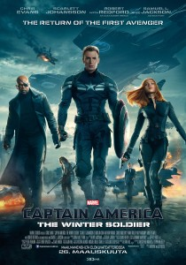 Captain America: The Return Of The First Avenger (The Walt Disney Company Nordic)
