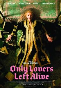 Only Lovers Left Alive / Kuusan Kino Ky