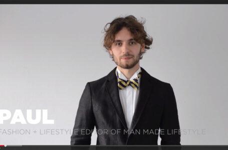Rusetin solmiminen on helpompaa kuin luulet – katso video
