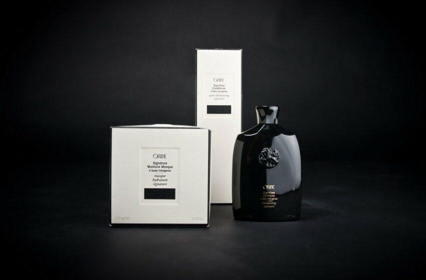 Oriben shampoot ja hoitoaineet ovat todellista luksusta arkeen