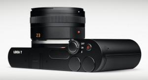 Leica T on saatavilla myös mustana. (Kuva: Leica Camera AG)