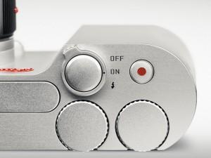 Leica T yksityiskohta