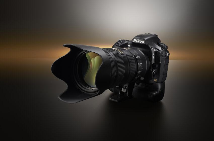 Nikonin uusi D810 on ammattilaisen työkalu