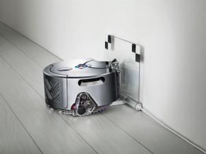 Dyson on tunnettu näyttävästä muotoilustaan. Futuristinen muotokieli jatkuu tyylikkäässä lataustelakassa.
