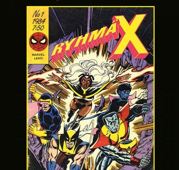 X-men, Ryhmä-X vuosikerta 1984-1985