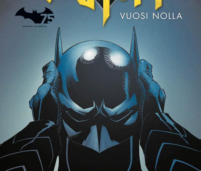 Batman – Vuosi nolla