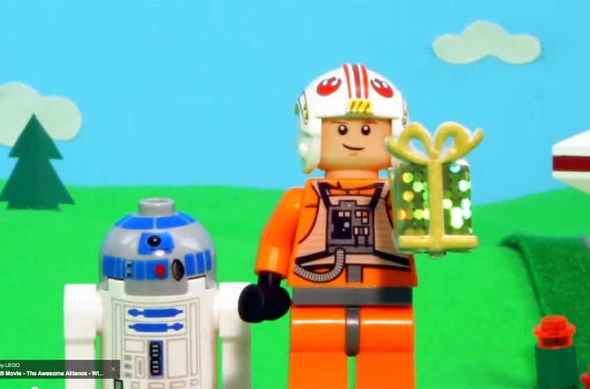 Lego Star Wars – täydellinen isänpäivälahja