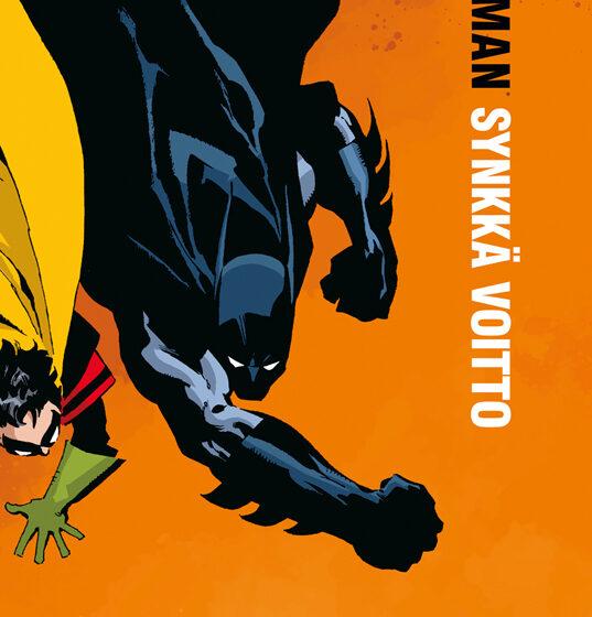 Batman Synkkä voitto
