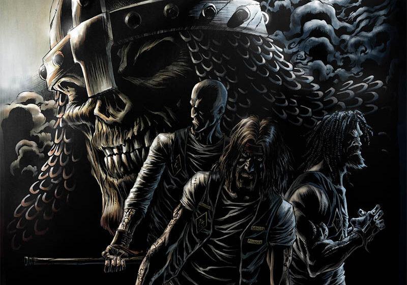 Iron Knights: Rautavala