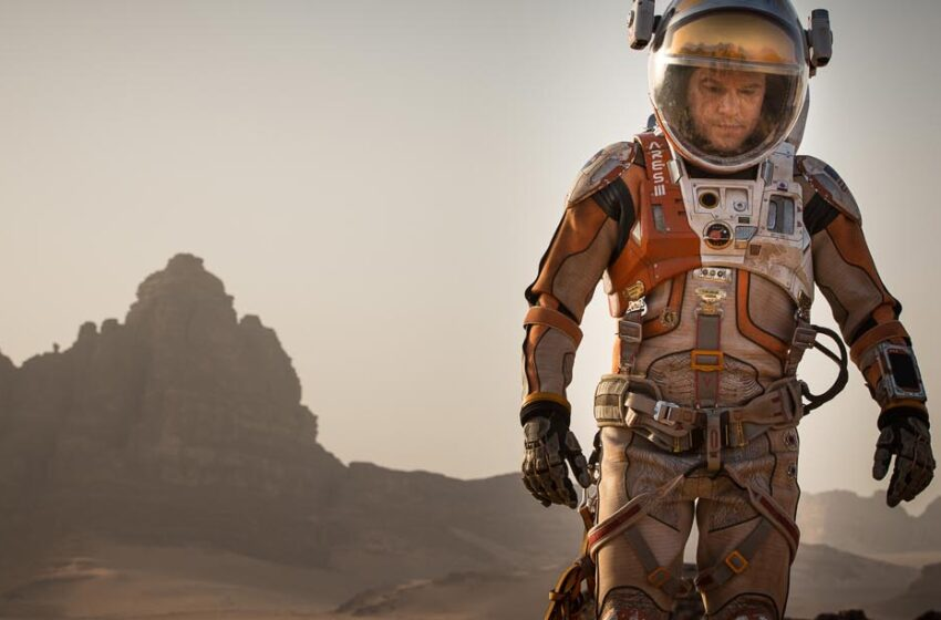 Yksin Marsissa (The Martian)