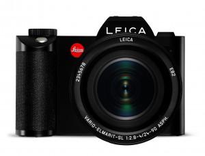 Leica SL + 24-90 edestä