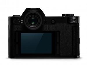 Leica SL takaa