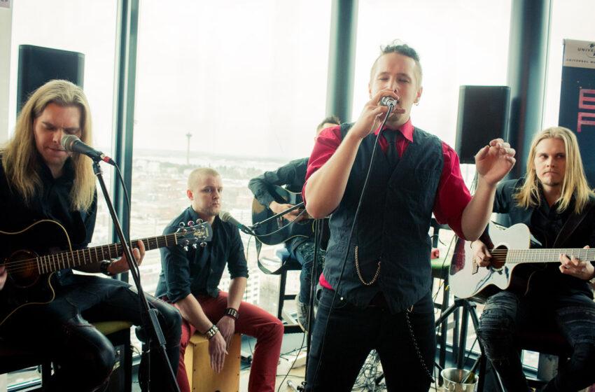 Ember Falls on seuraava kansainvälinen musiikkilupaus