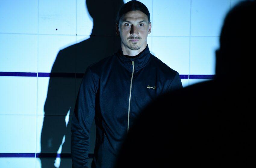 Nyt voit treenata Zlatanin vaatteissa