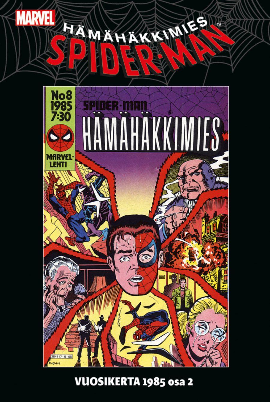Hämähäkkimies Spider-Man, vuosikerta 1985 osa 2 -näköispainos