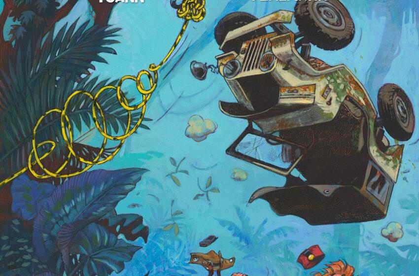 Pikon ja Fantasion uudet seikkailut 12: Marsupilamin raivo