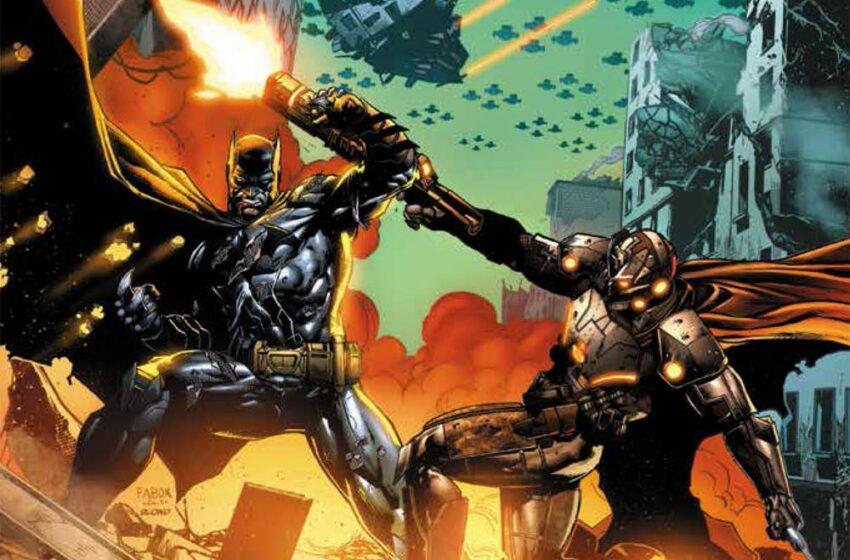 Batman Detective Comics:Neljäs osa: Raivo