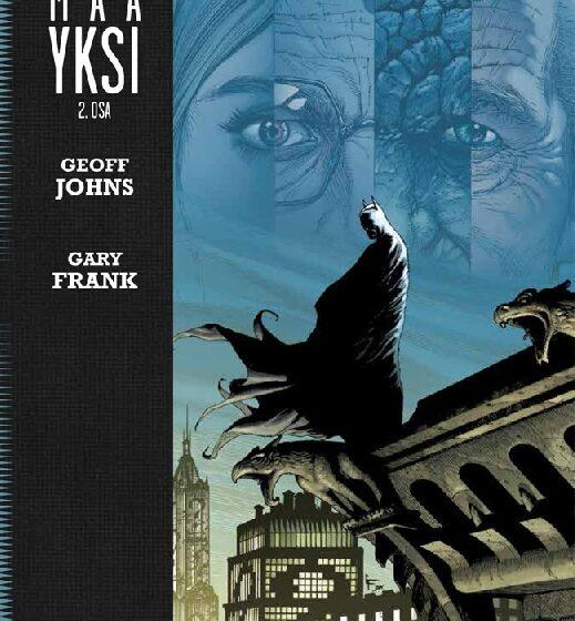 Batman – Maa yksi 2.osa