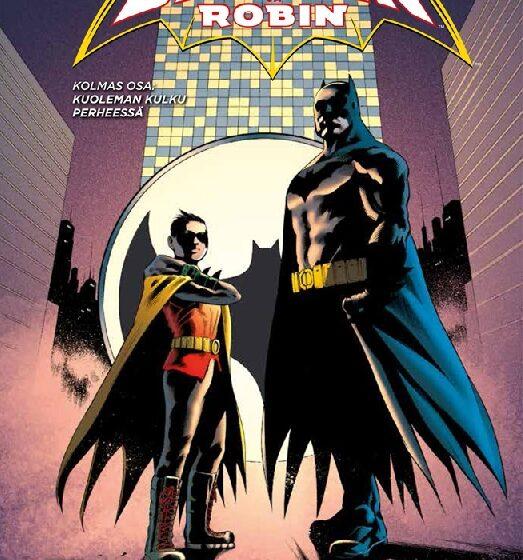 Batman ja Robin – Kolmas osa: Kuoleman kulku perheessä