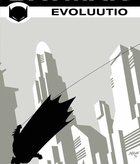 Batman:Evoluutio, osa 1
