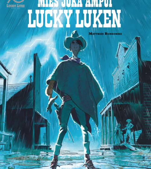 Mies joka ampui Lucky Luken