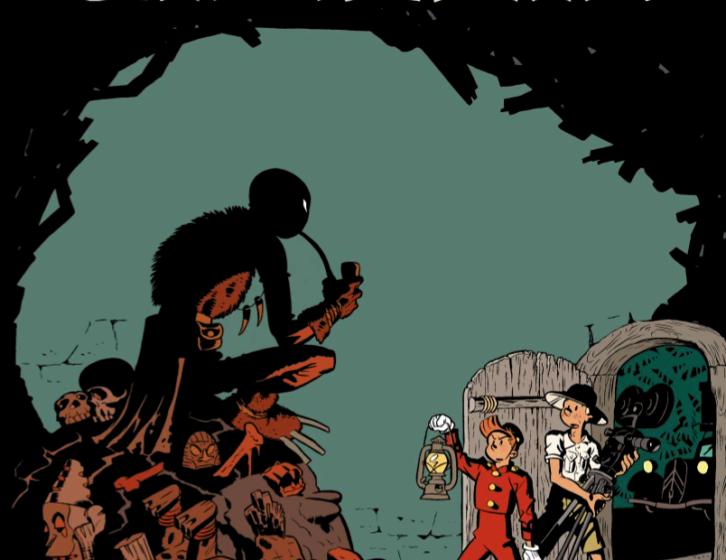 Pikon ja Fantasion seikkailut: Mustien uhrien herra