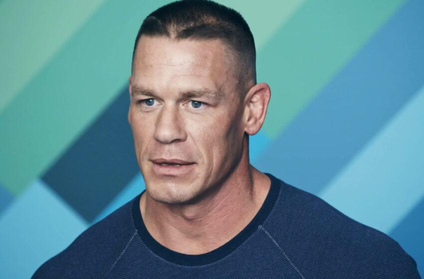 Legendaarinen WWE-tähti John Cena puhuu epäonnistumisesta