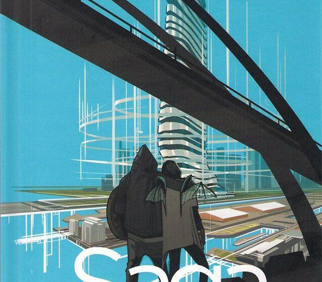 Saga: kuudes kirja