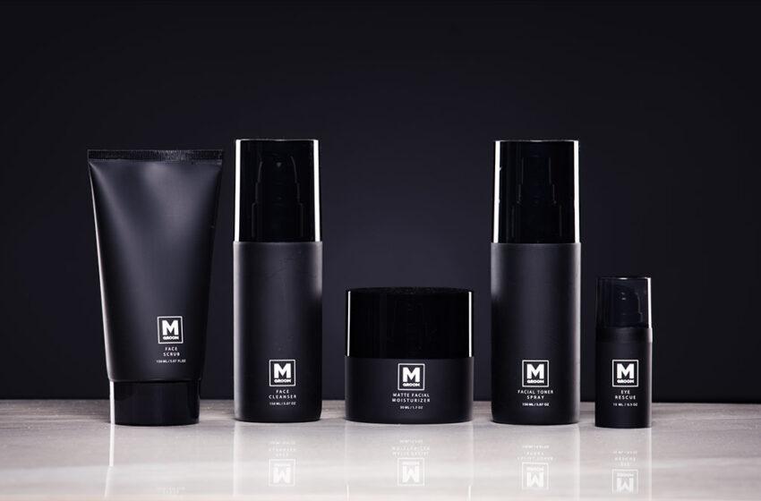 Uusi tulokas miesten ihonhoitoon