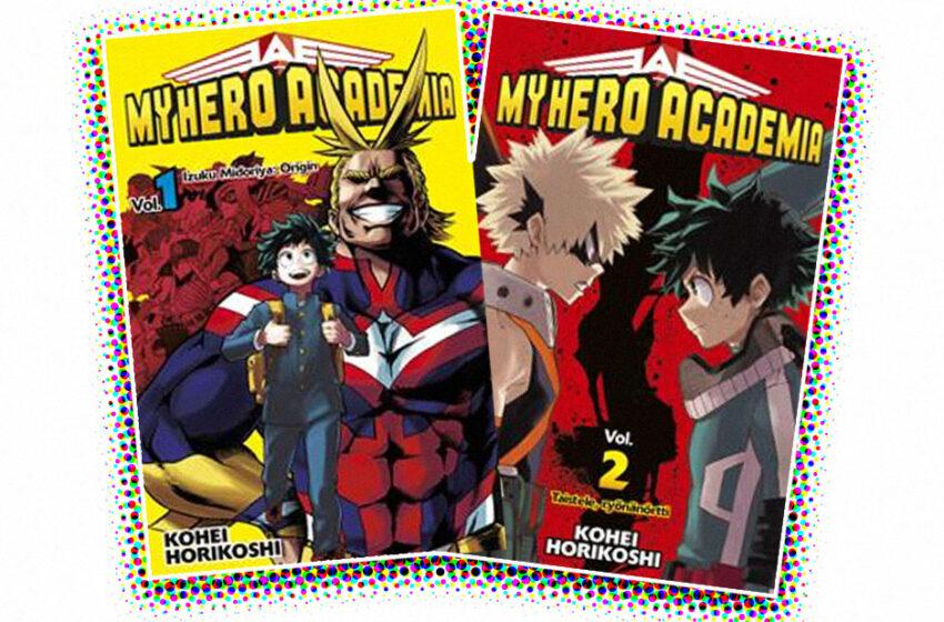 My Hero Academia 1-2