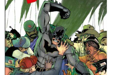 All Star Batman – osa 2: Maailmanloppuja