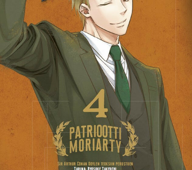 Patriootti Moriarty 4
