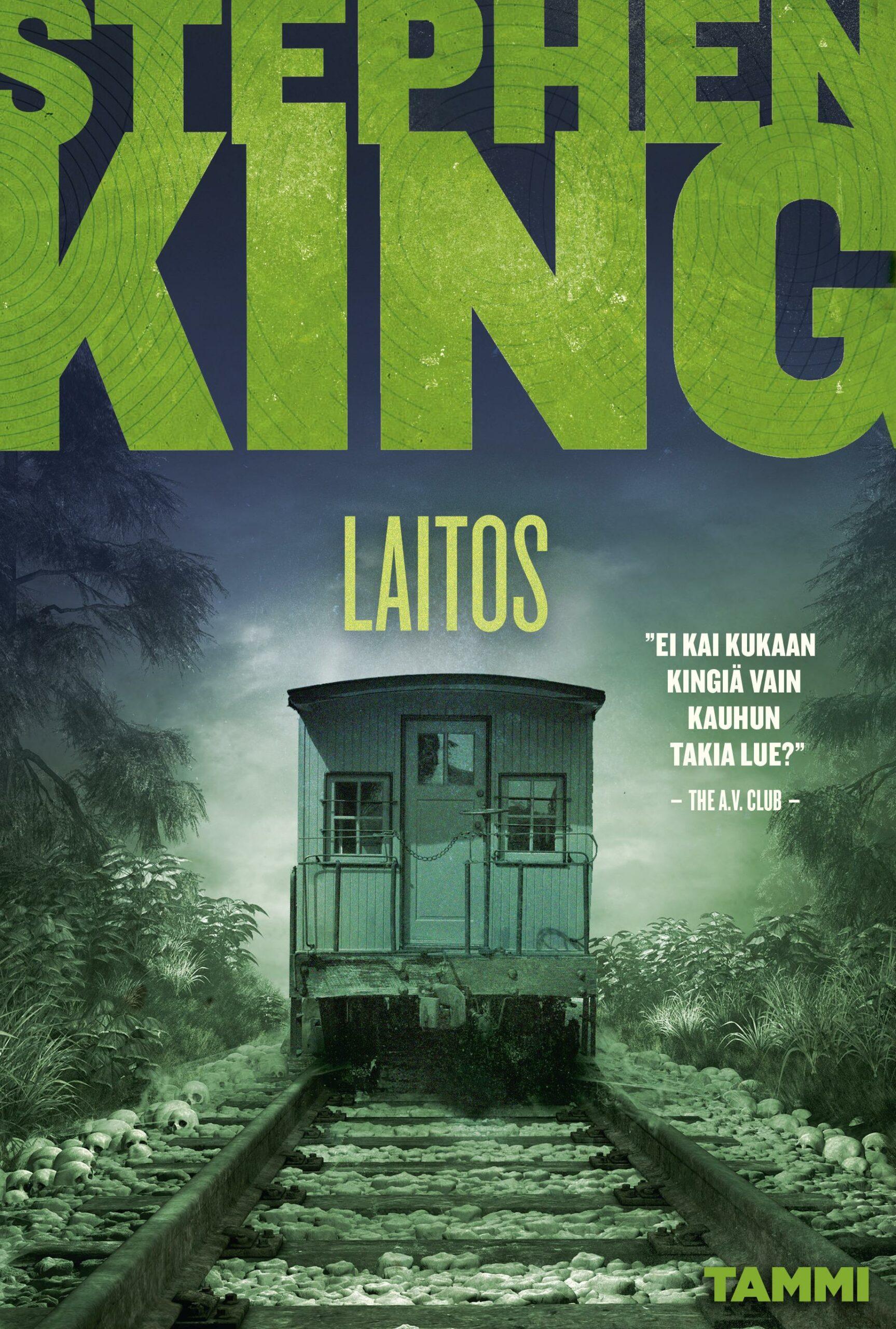 Stephen King: Laitos
