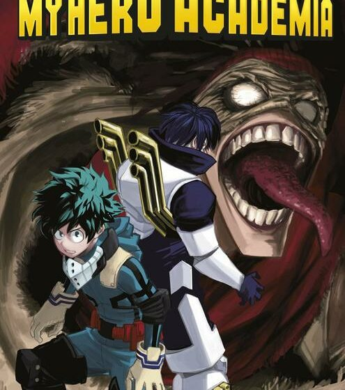 My Hero Academia 6 ja 7