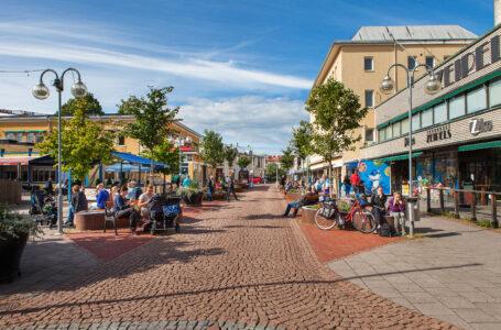 Maarianhamina on sympaattinen pikkukaupunki. Kuva: Visit Åland / Tiina Tahvanainen