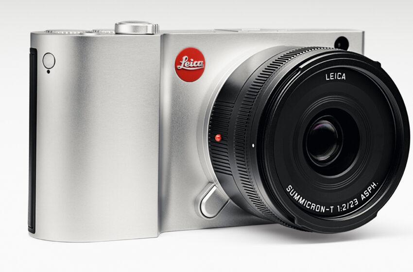 Leica T -mikrojärjestelmä