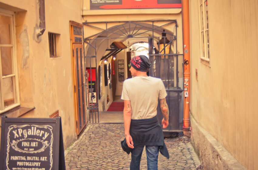 Praha-Berliini: helppoa ja halpaa