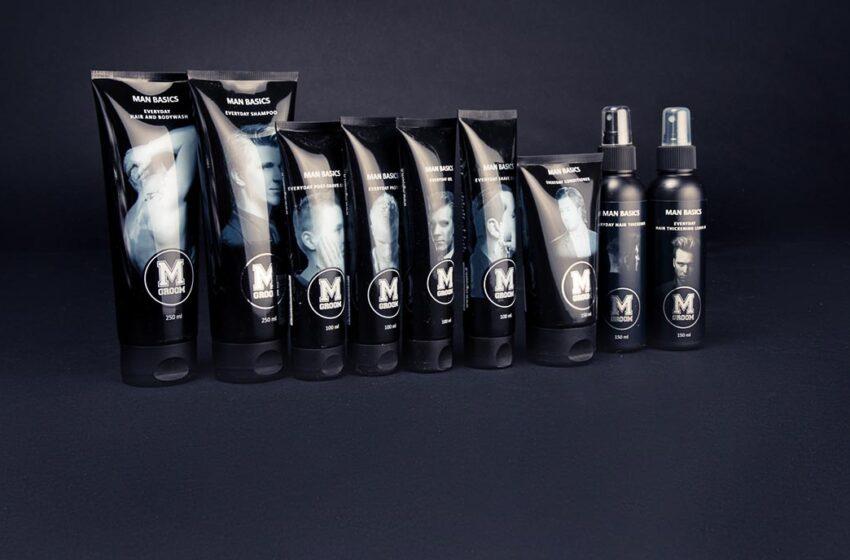 MGroom Man Basics on perustuotesarja kaikille miehille
