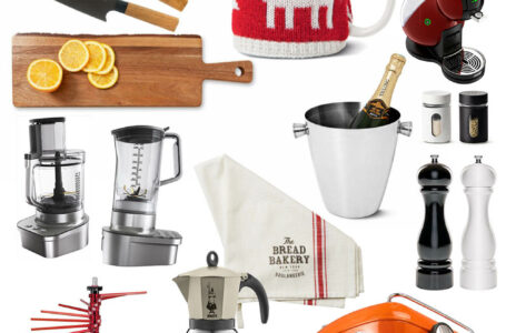 Joululahjavihjeet: Kaikkea kivaa keittiöön