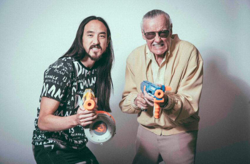 Sarjakuvalegenda Stan Lee paljastaa tulevaisuuden visionsa – katso video