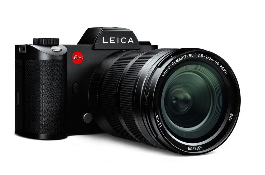 Valokuvausharrastajan Bentley – Leica SL