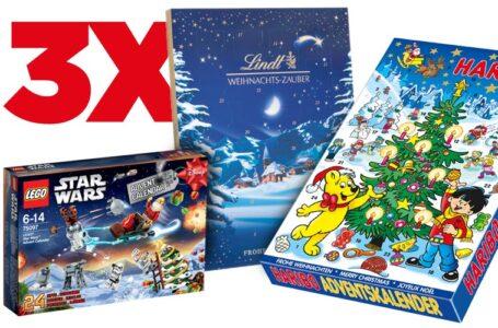 Joulukalenteri joulunodotukseen