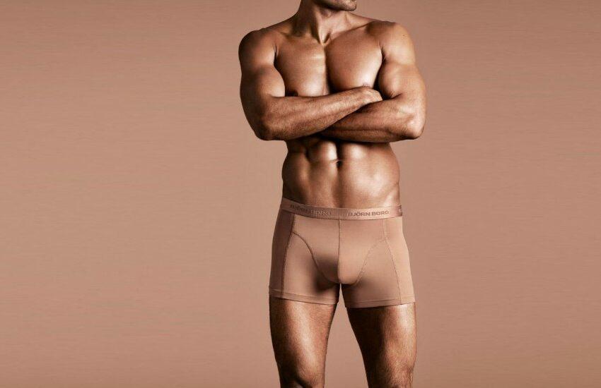Björn Borg julkaisi nudenväriset alusvaatteet kaikille ihonsävyille
