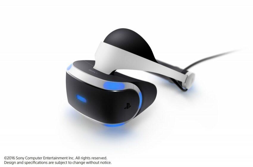 PS4:n virtuaalilasit tulevat syksyllä