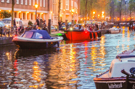 20 hyvää syytä rakastua Amsterdamiin