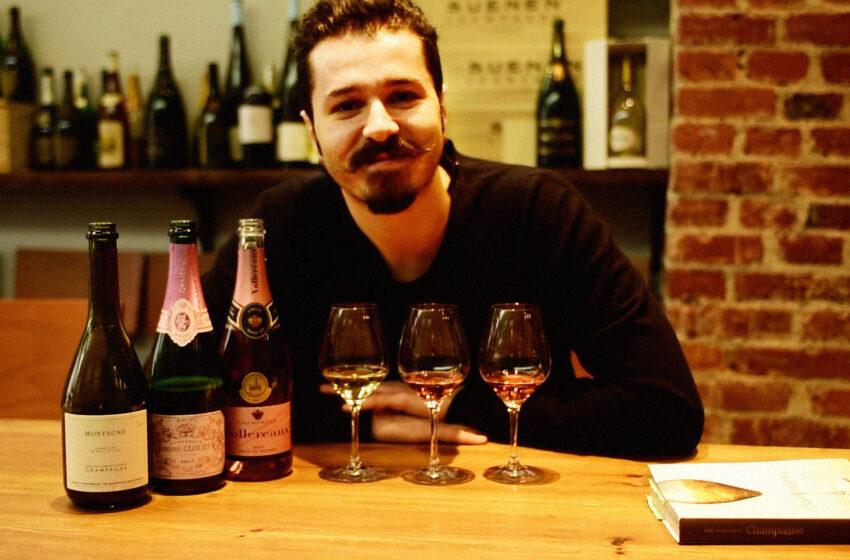 Katso video: kolme kokeilemisen arvoista samppanjaa