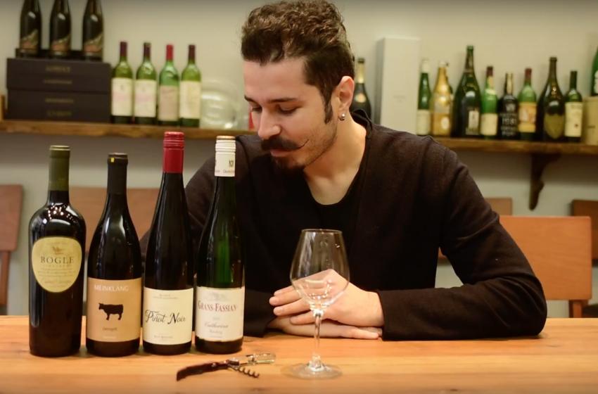 Katso video: neljä viinisuositusta joulupöytään
