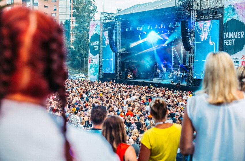 Nylon Beat Tammerfest 2018