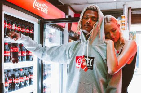 DIESELin ja Coca-Colan uutuusmallisto hyödyntää kierrätysmateriaaleja