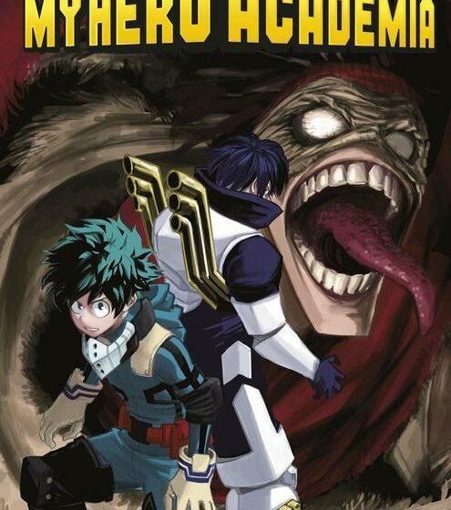My Hero Academia 6 ja 7